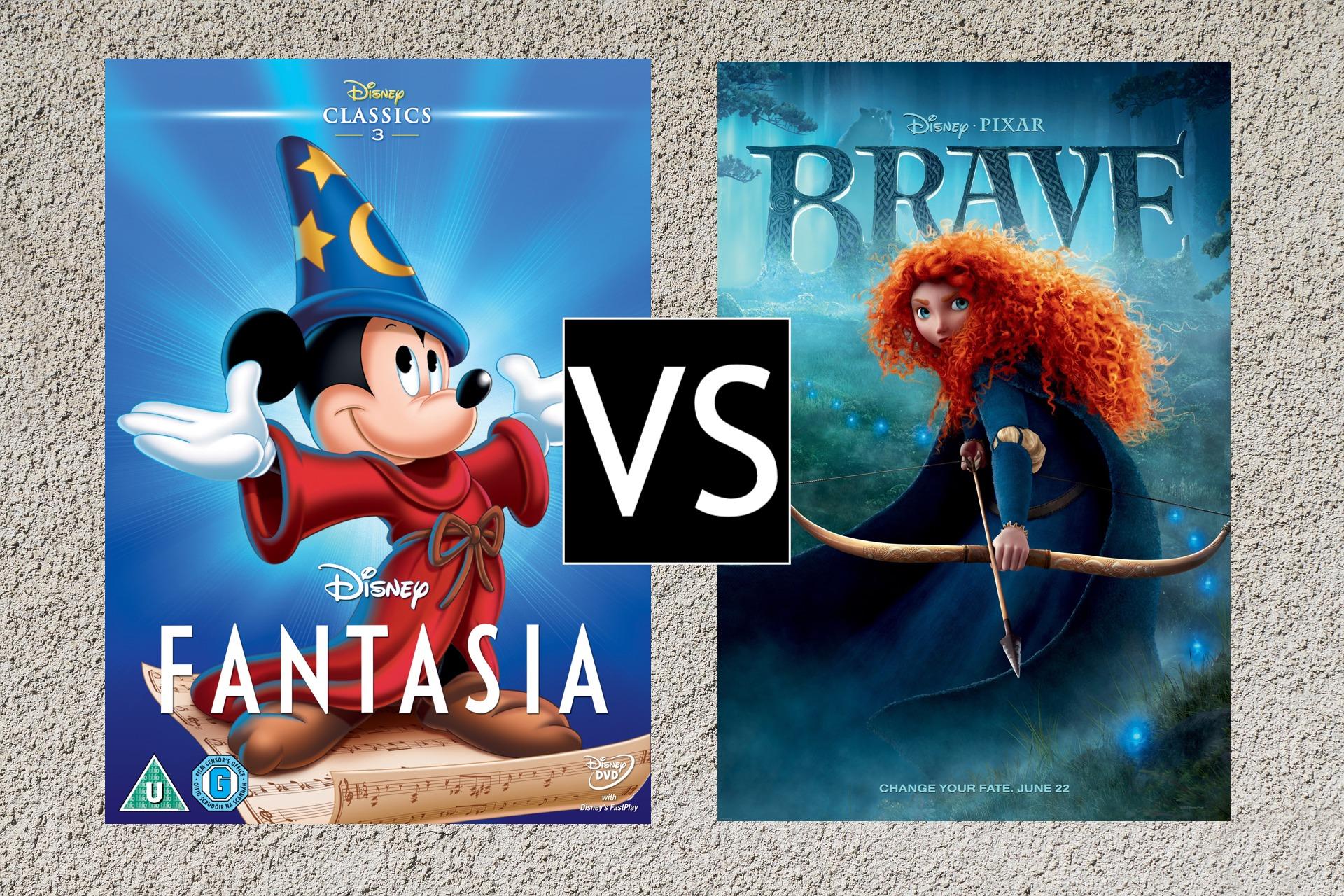 14 Disney Tournament Fantasia Vs Brave 3 The Fury Begins