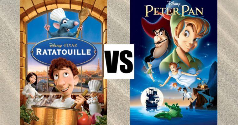 34 Disney Tournament | Ratatouille vs Peter Pan [11] – Fury
