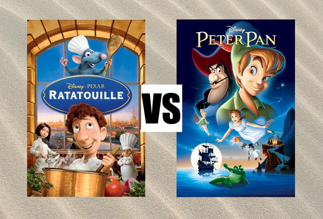 34 Disney Tournament Ratatouille Vs Peter Pan 11 Fury