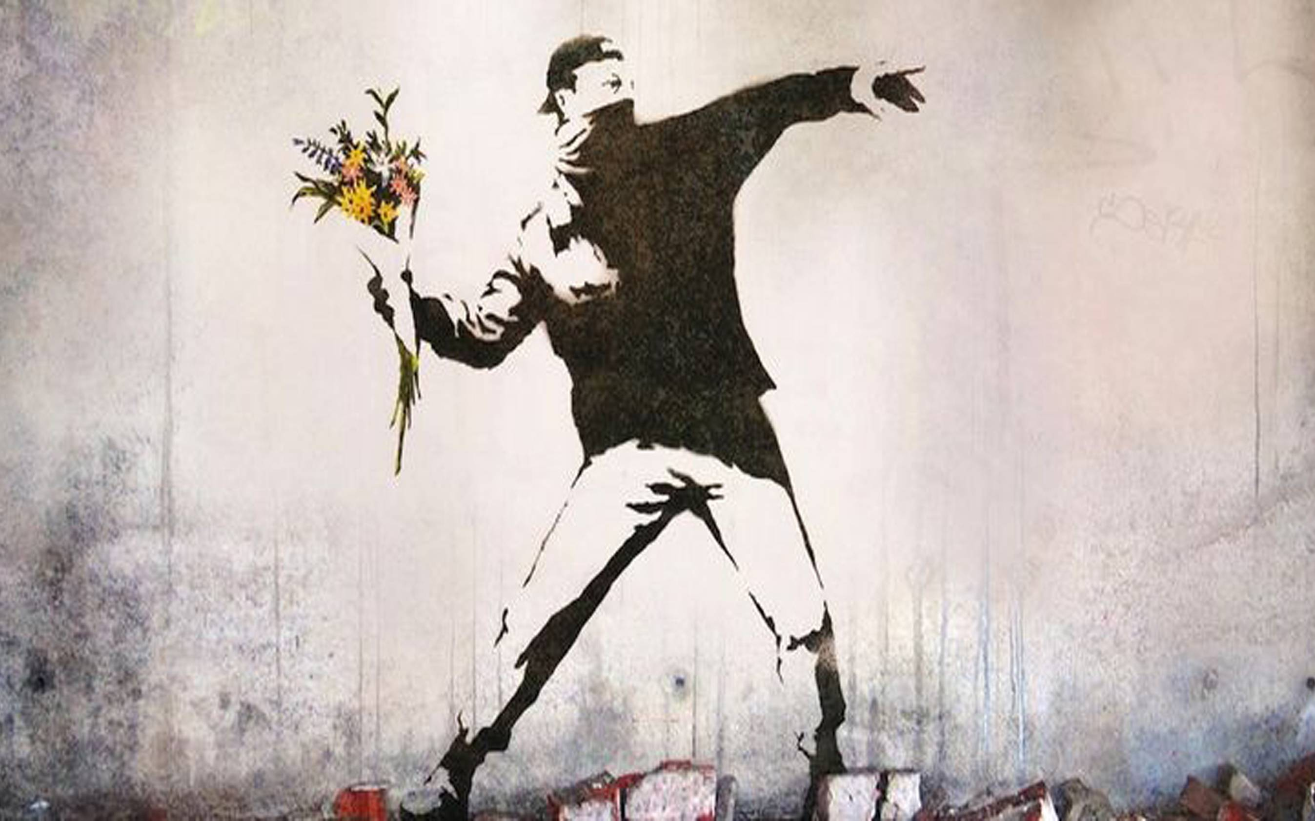 37 Banksy That Was Awesome The Fury Begins